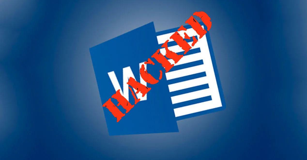 Malware de un archivo Word por e-mail