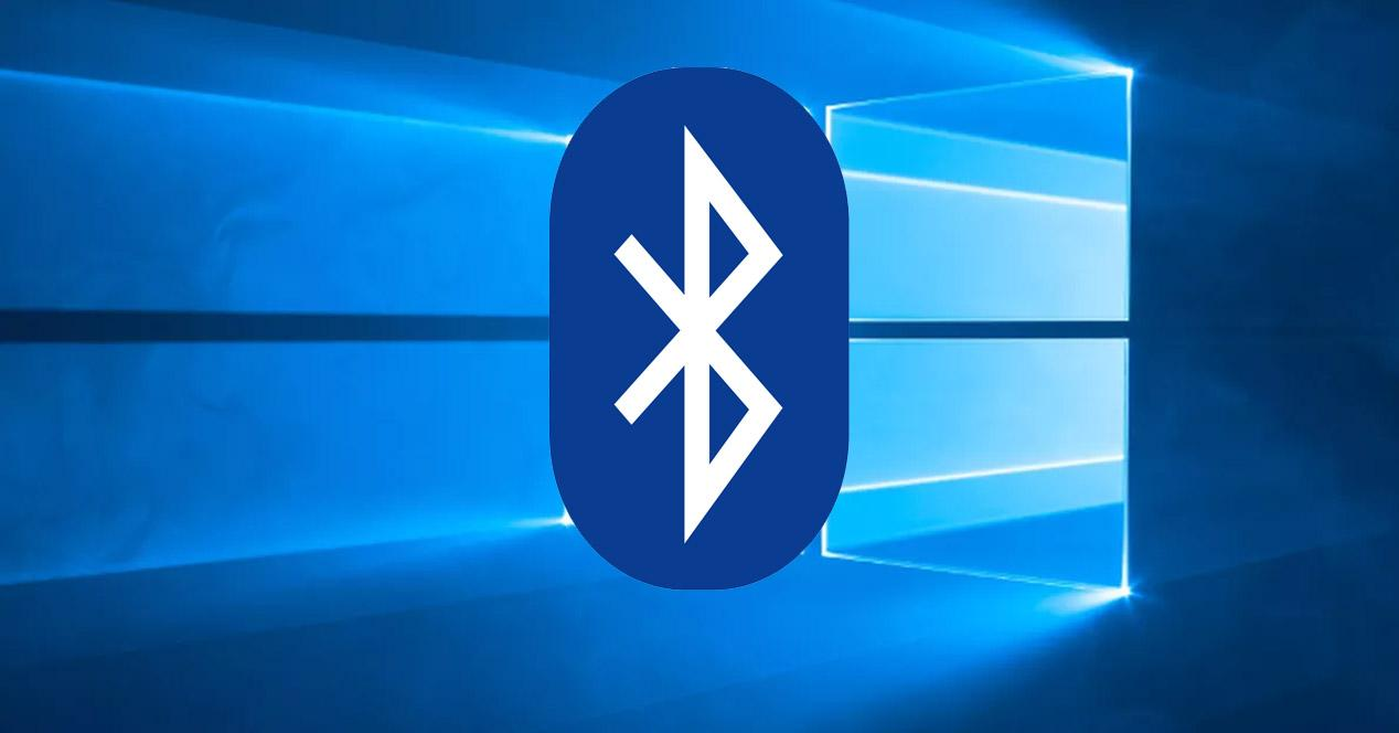 Enviar archivos por Bluetooth en Windows