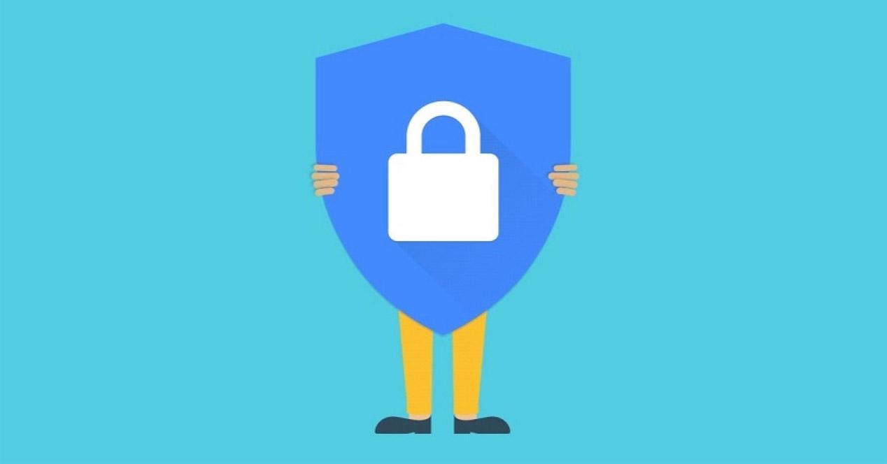 Mejoras de seguridad de Google