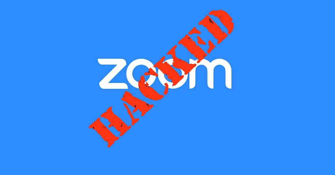 Ataques a las cuentas de Zoom