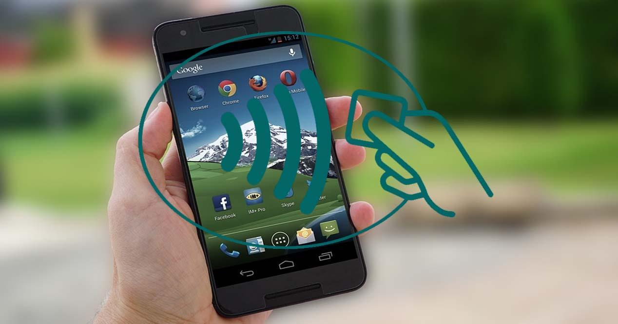 Ataques por NFC