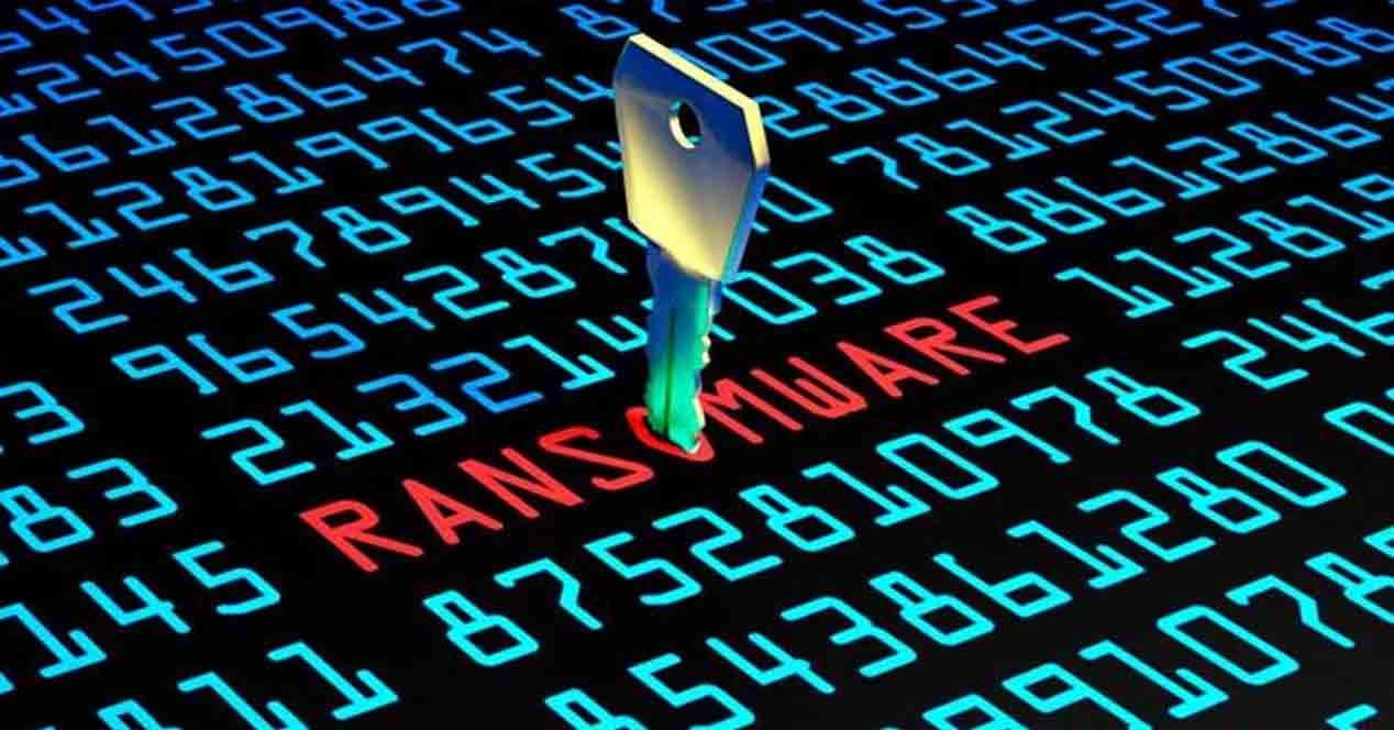 Variedades de ransomware para robar archivos