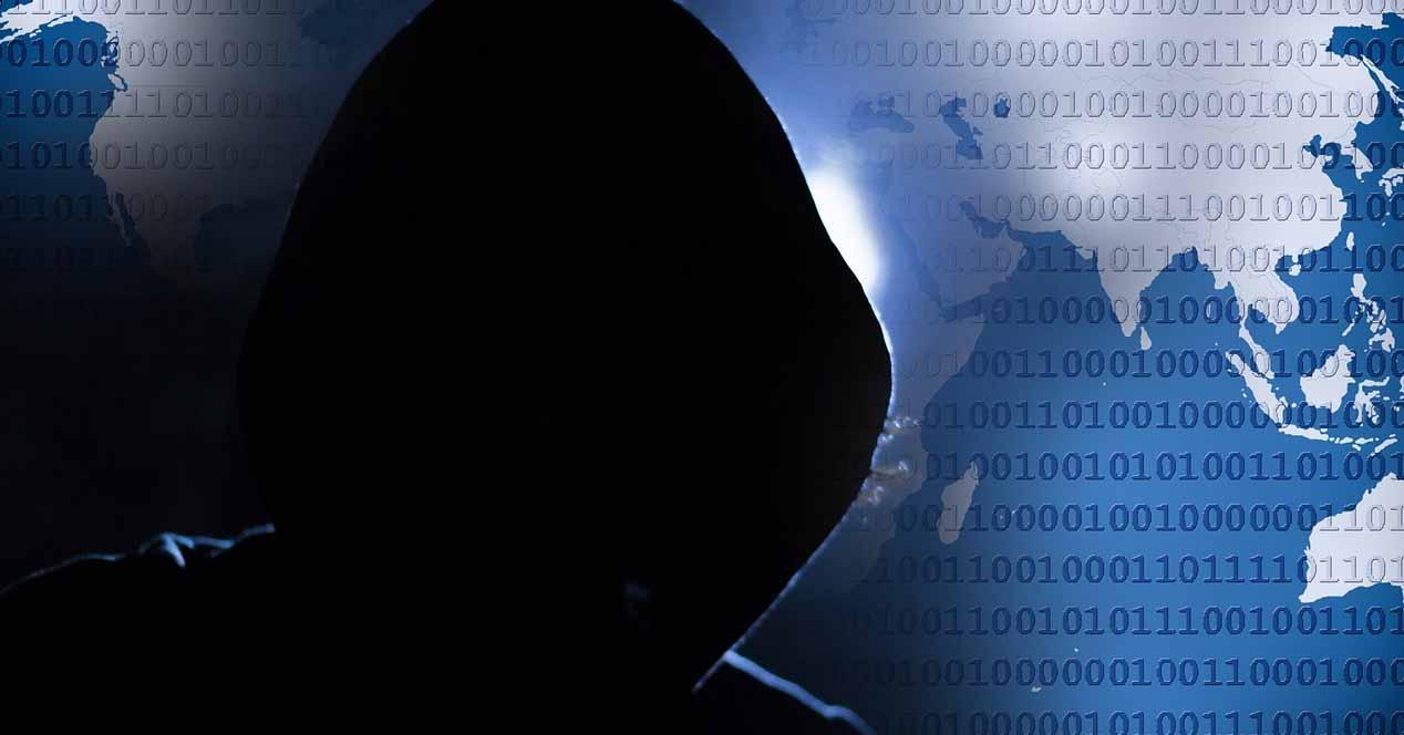 Robo de datos y ransomware