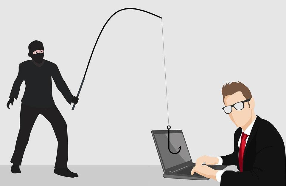 Rastro en ataques Phishing