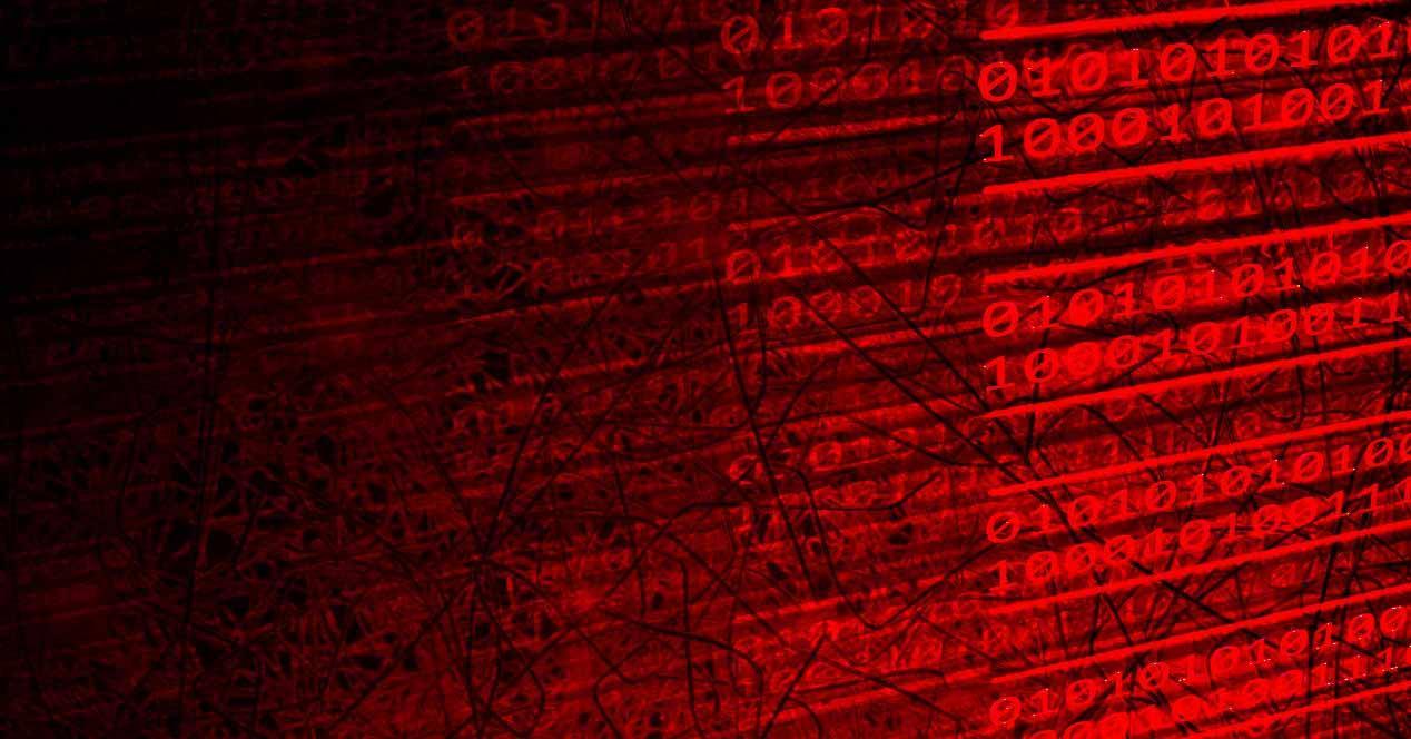 Contraseñas en la Dark Web