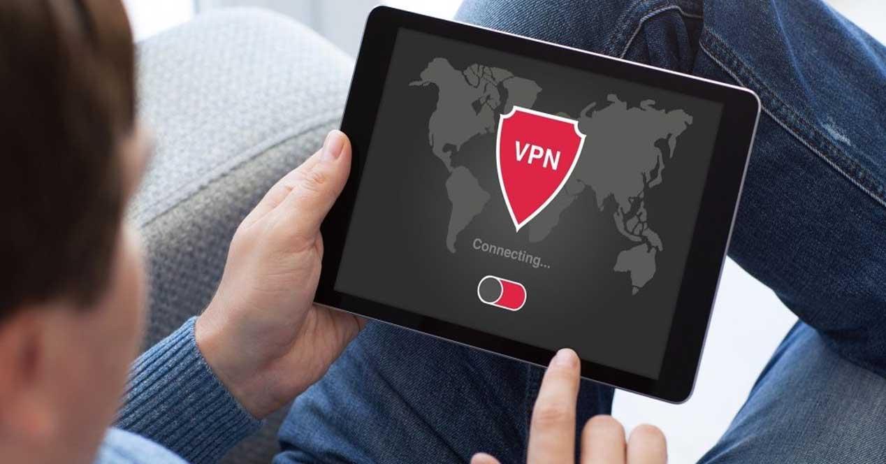 Problemas al conectar una VPN