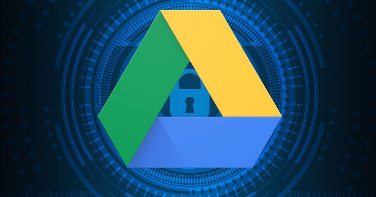 Cifrar archivos para Google Drive