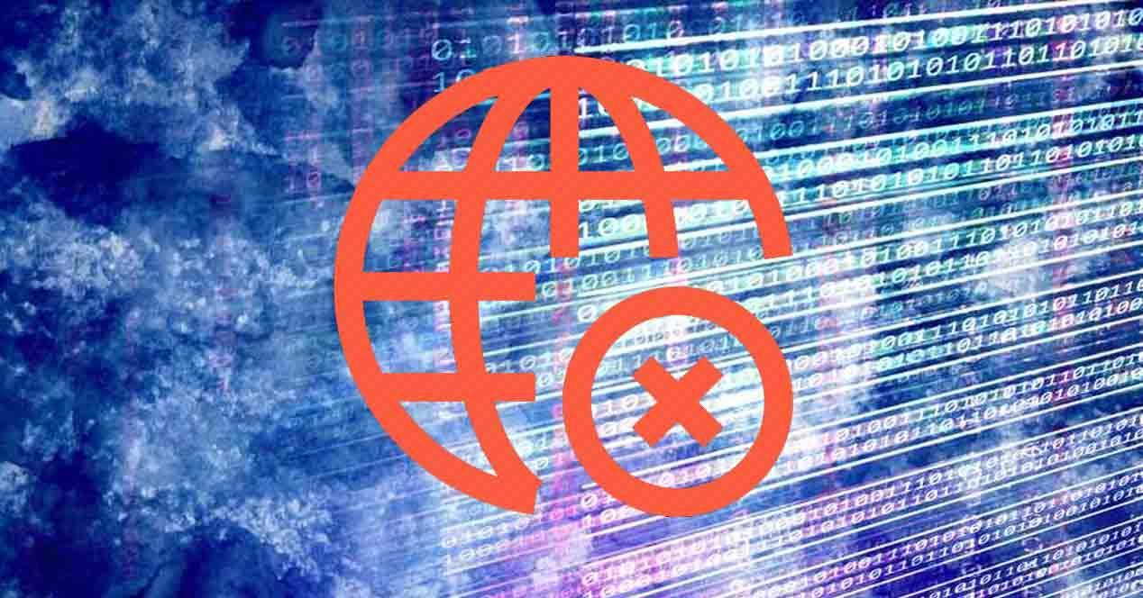 Error 408 al navegar por Internet