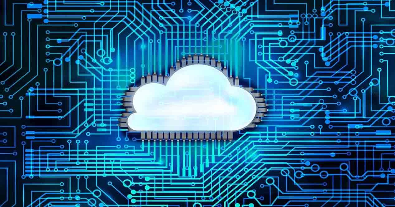 Filtración de datos en la nube