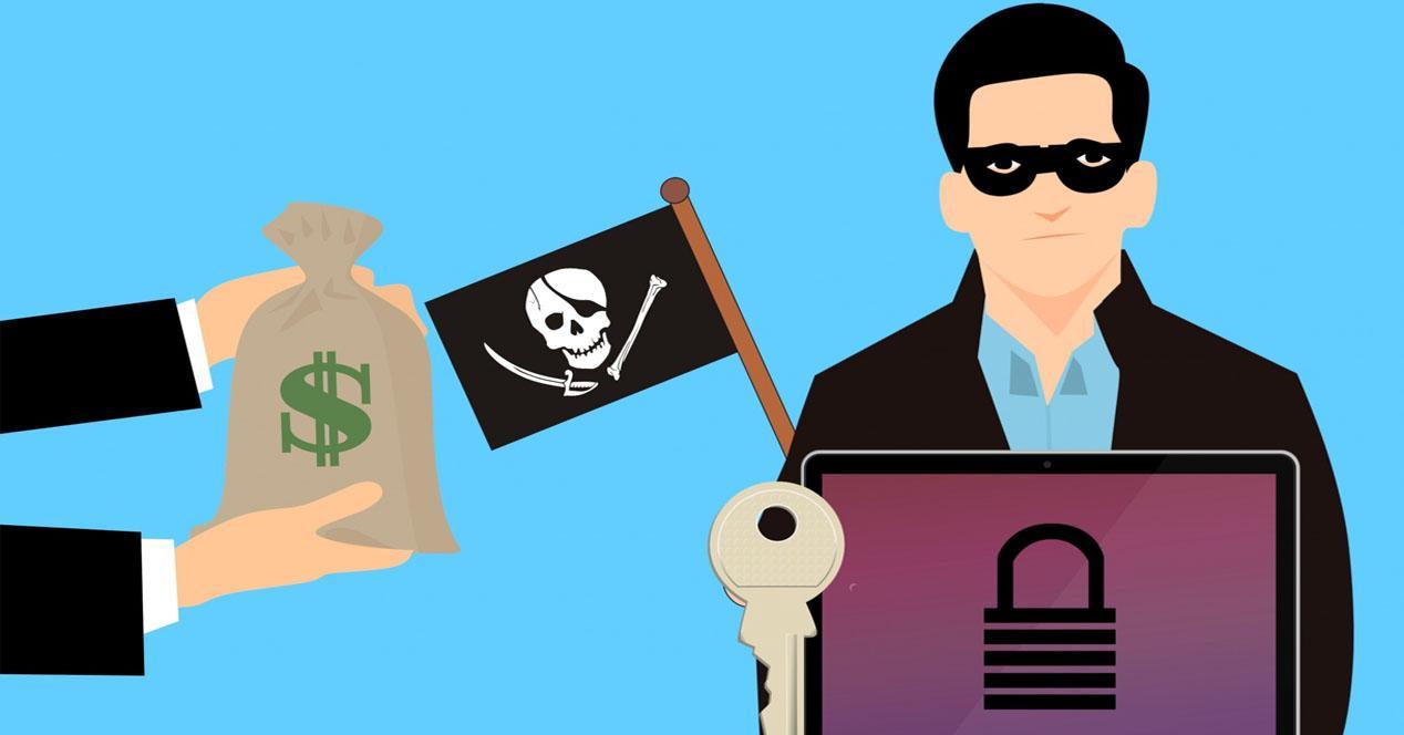 Qué es el ransomware RaaS