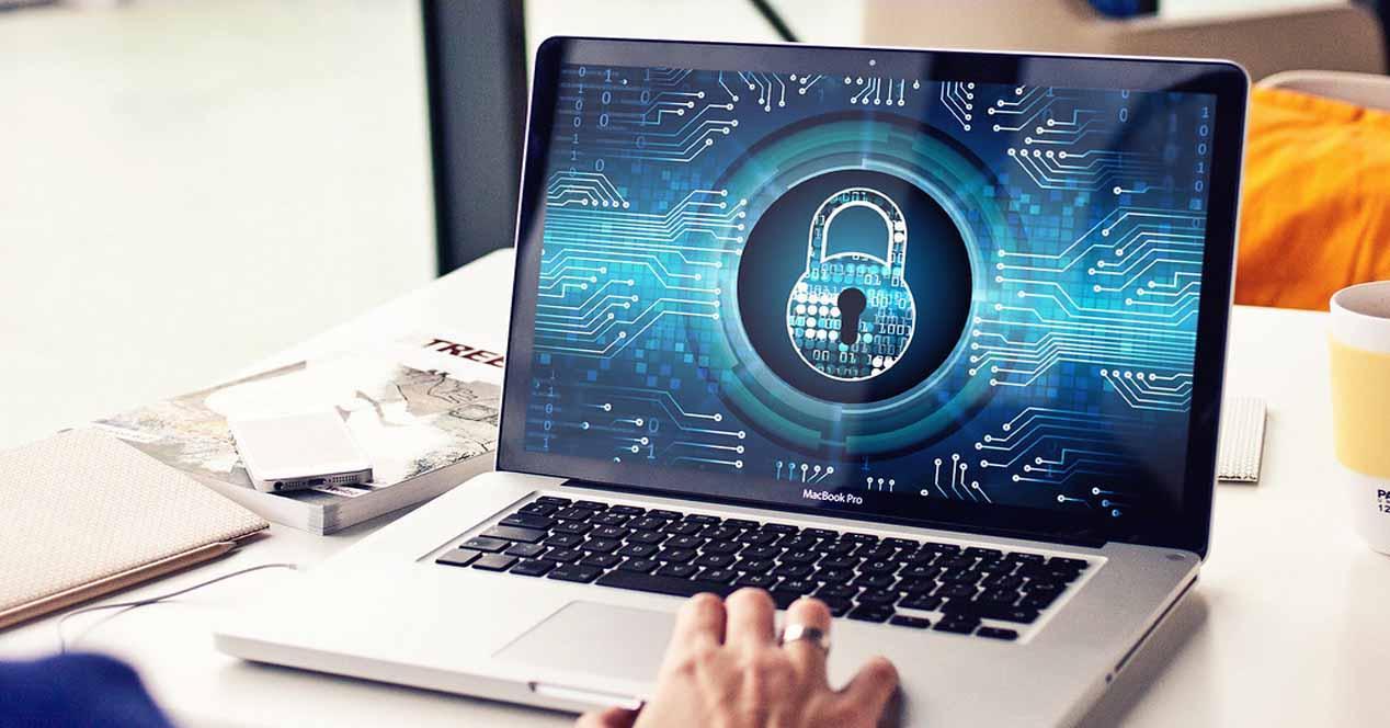 Seguridad al compartir archivos por email