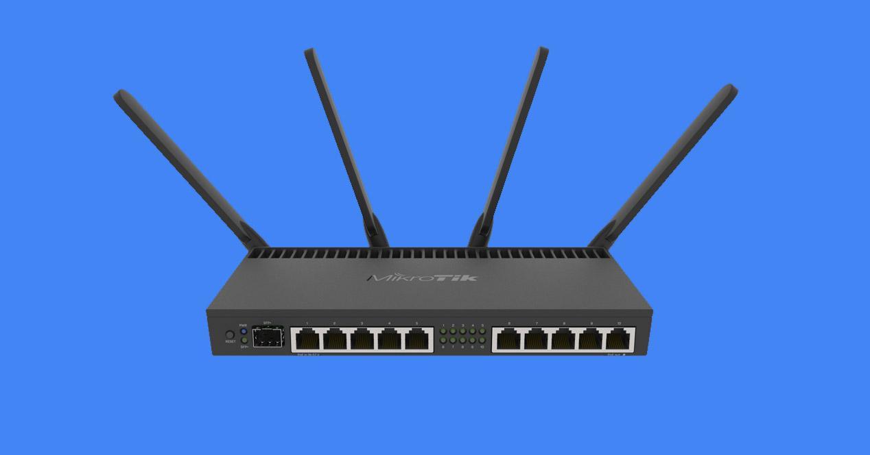 Importancias de las antenas en un router