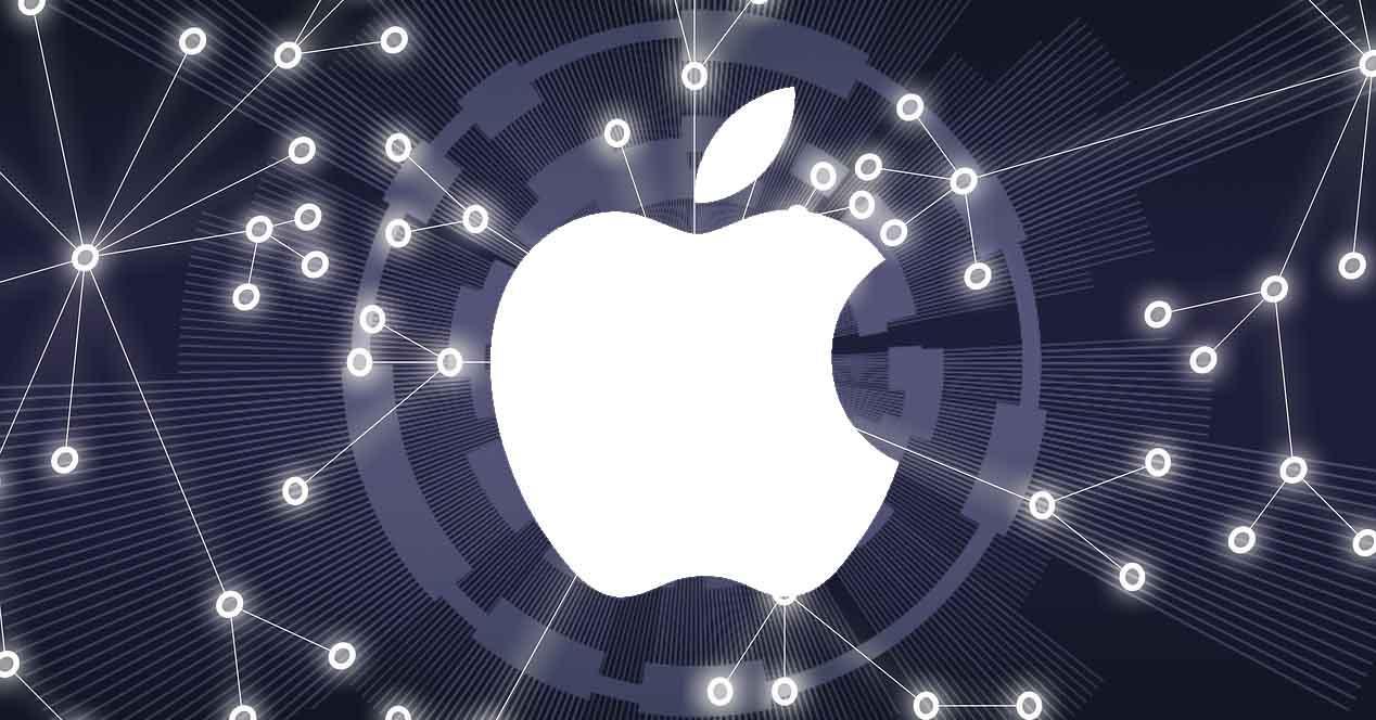 Apple busca mejoras en redes
