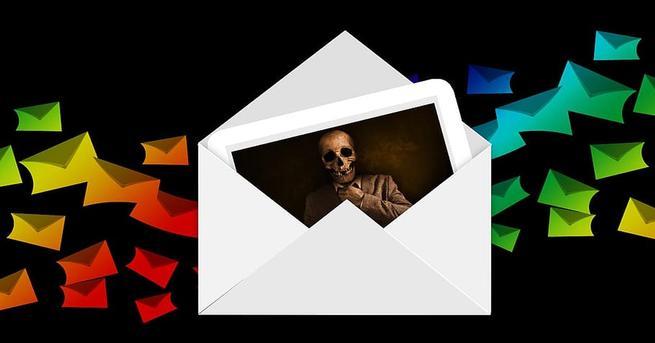 Problema con los correos