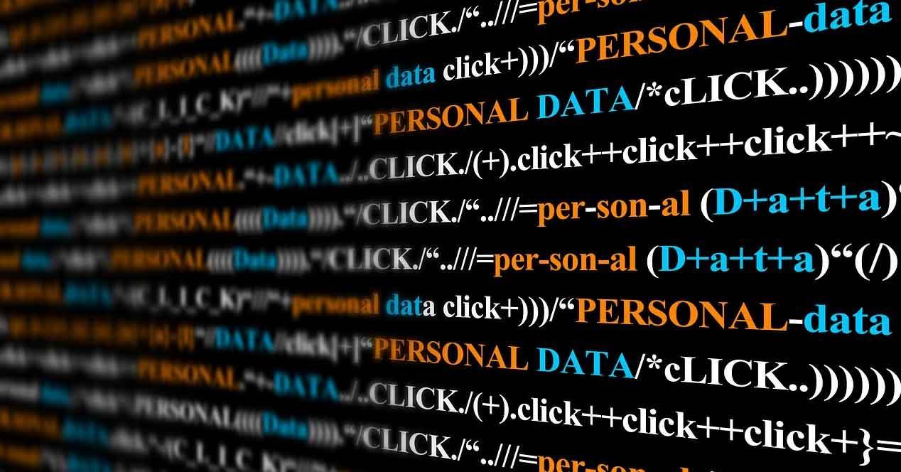 Evitar el robo de datos personales