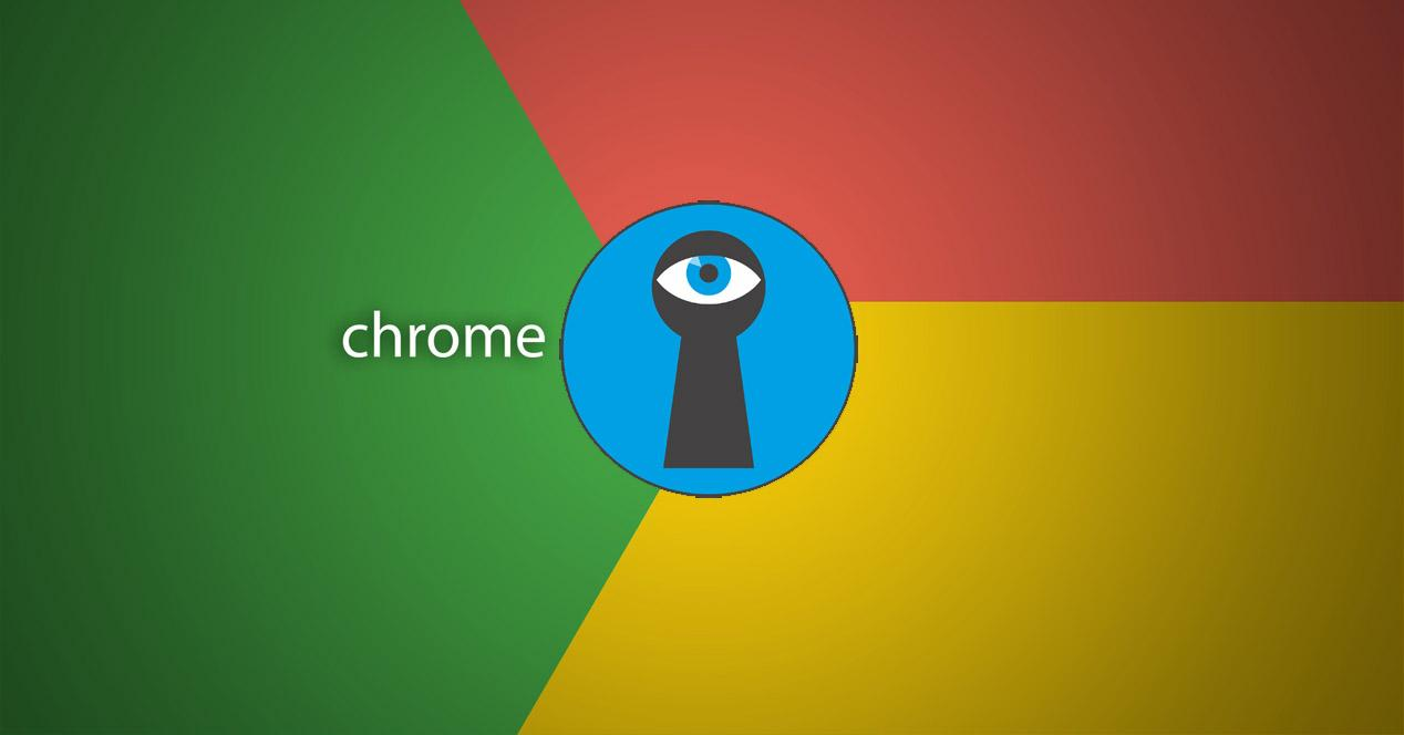 Espiar por extensiones de Chrome