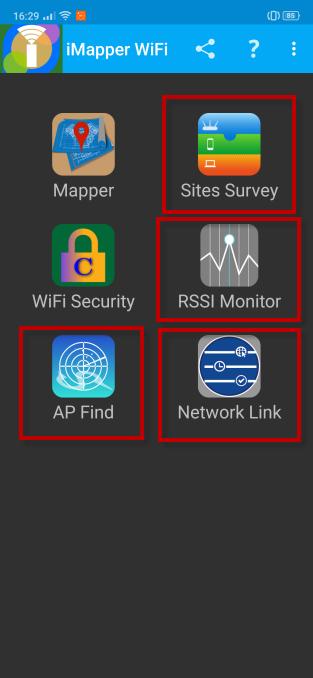 iMapper WiFi