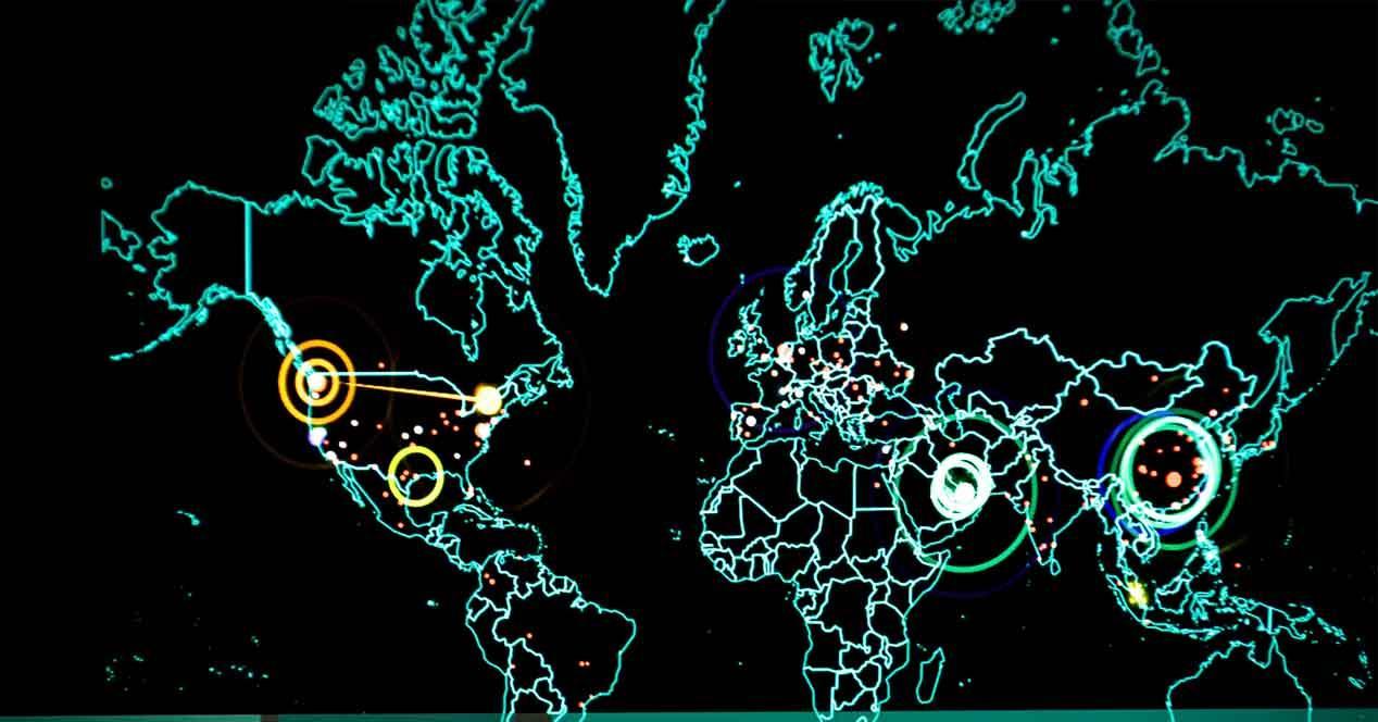 Ubicación geográfica por IP