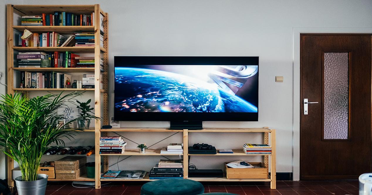 mal el Internet a la tele