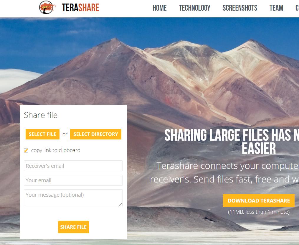 TeraShare
