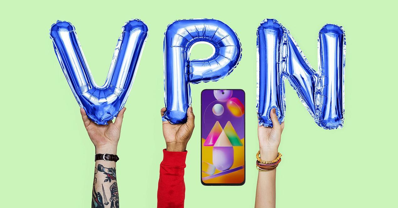 VPN en el móvil para navegar con seguridad