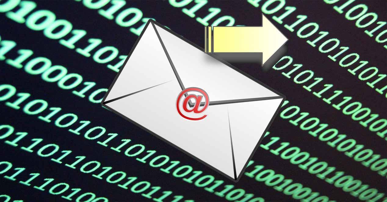 La amenaza de correos de amigos