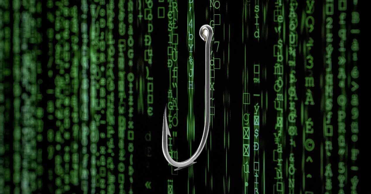Tiempo de ataques Phishing