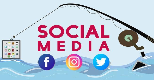 phishing a las cuentas de redes sociales