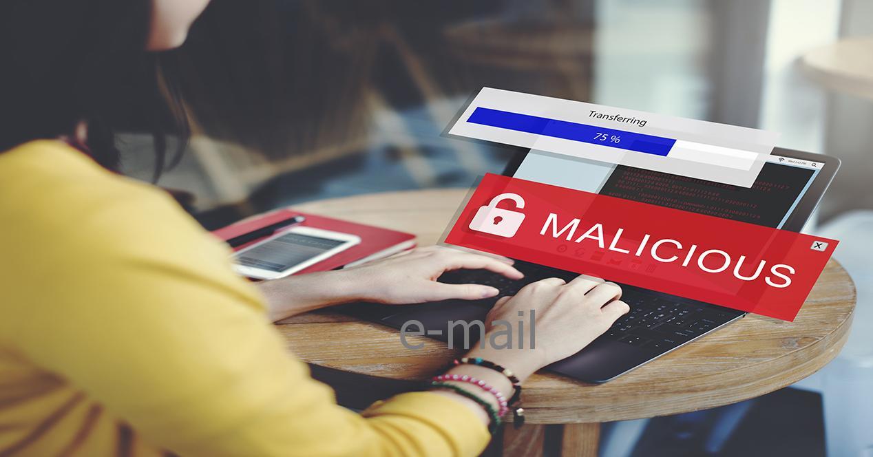 coronavirus enviando e-mail maliciosos