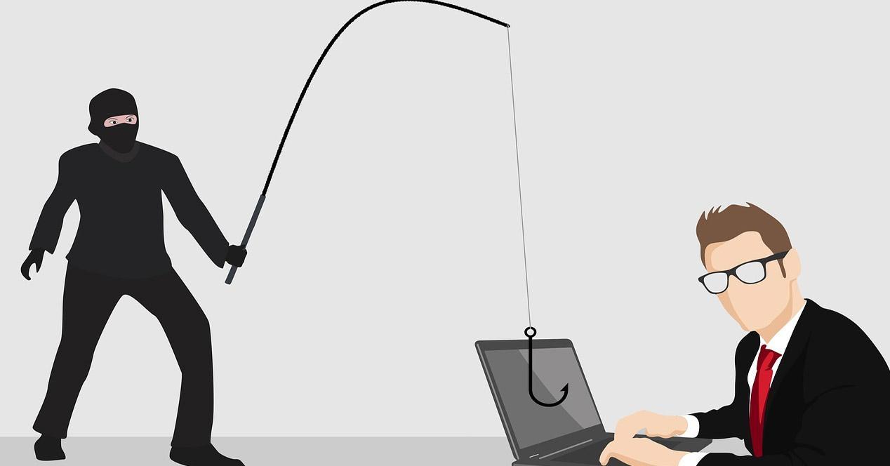 Trucos en ataques Phishing