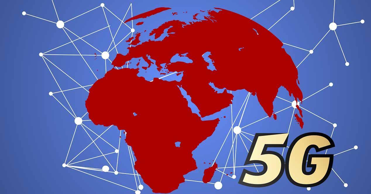 Problemas de seguridad en la llegada del 5G