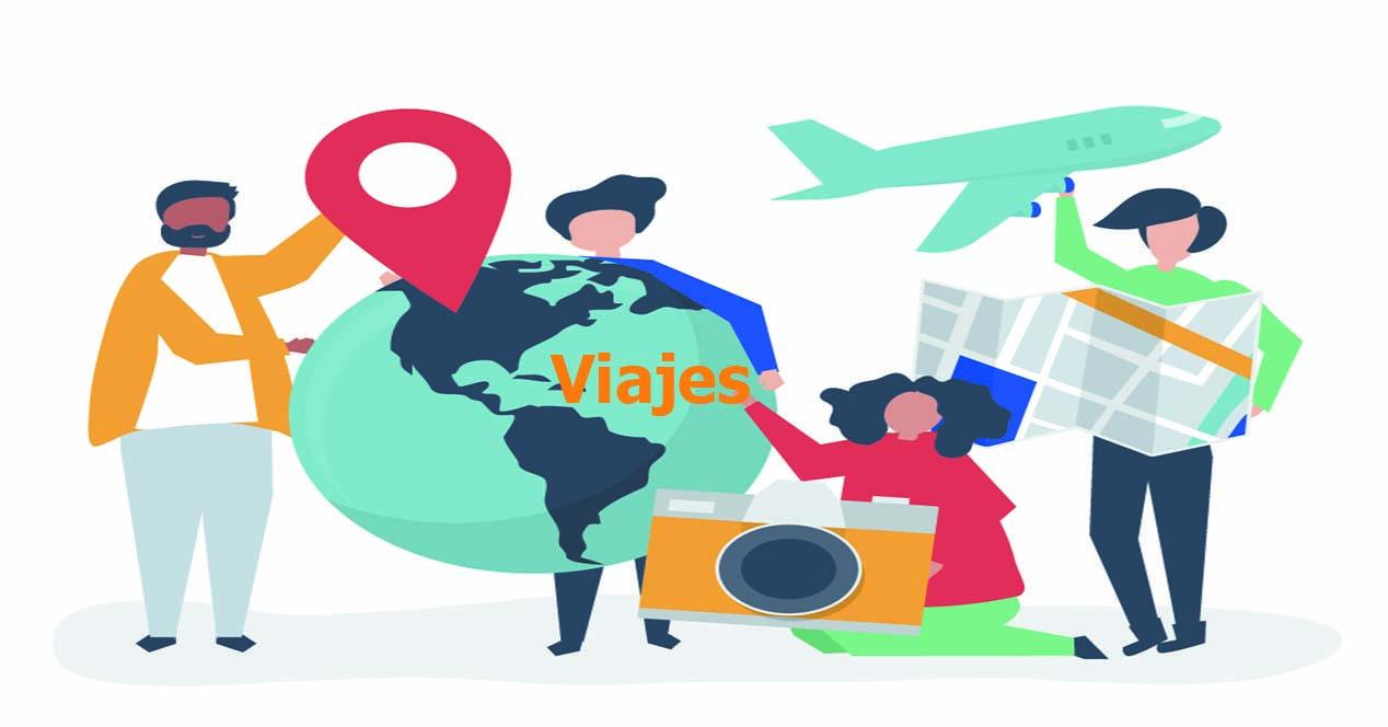 seguridad para viajar
