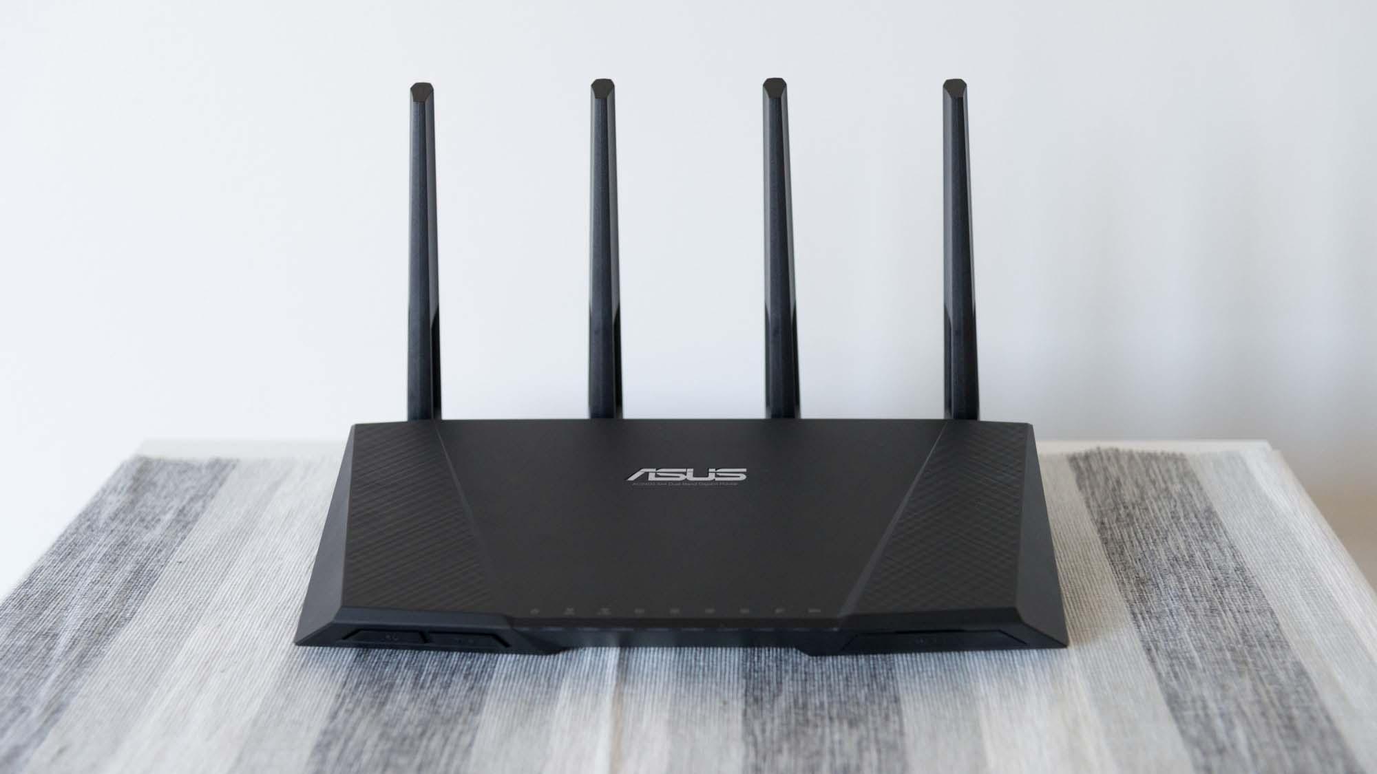 Cantidad de routers