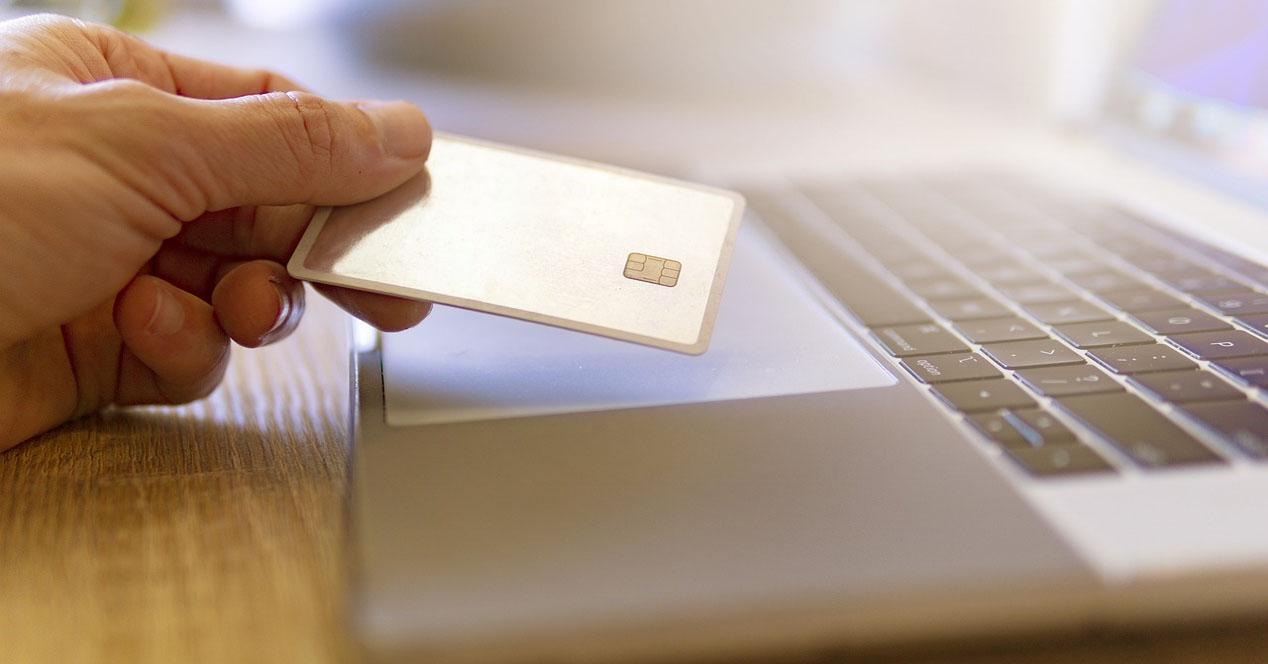 Comprar por Internet en Navidad
