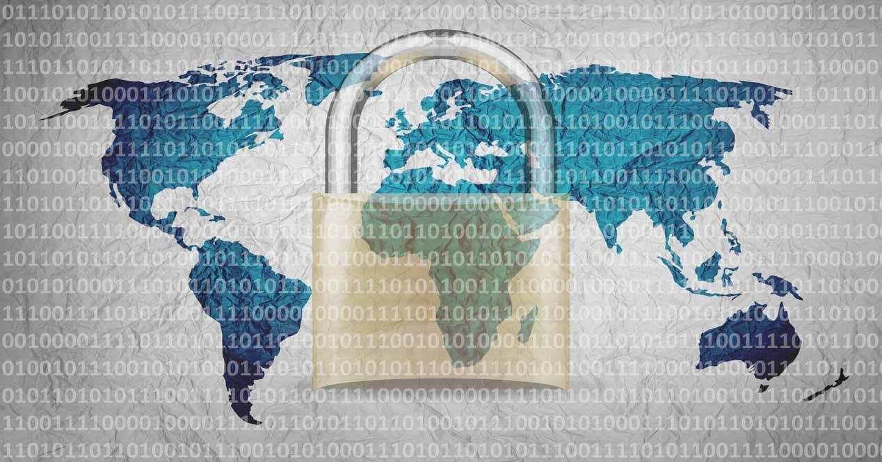 Uso de VPN inseguras