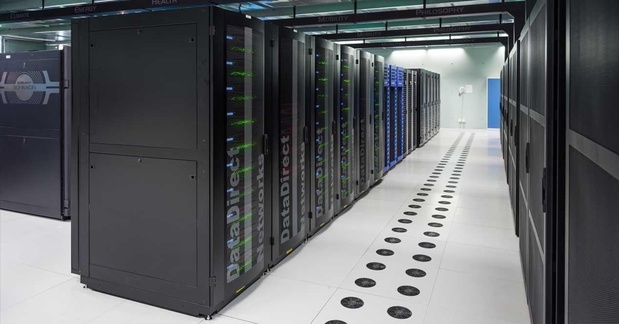 Diferencias entre servidores dedicados, cloud y VPS