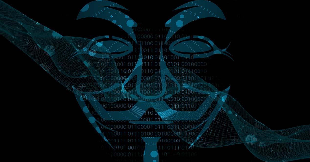 Internet anónimo a través de un proxy