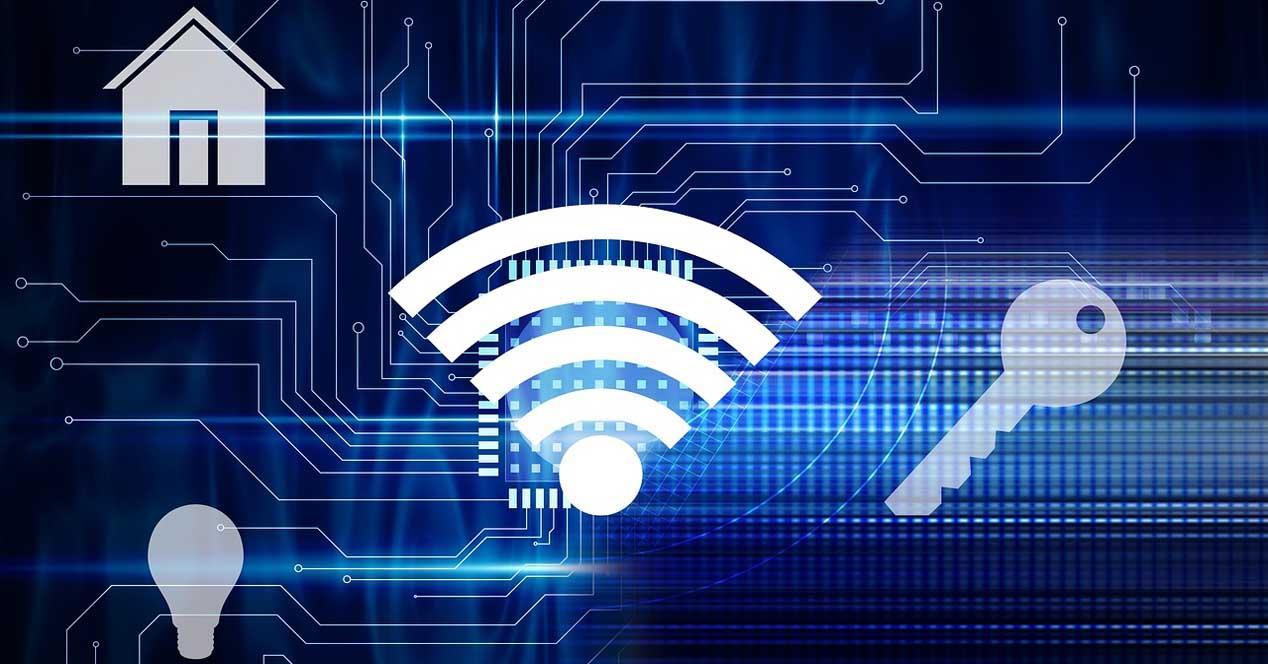 Ver si el Wi-Fi es seguro