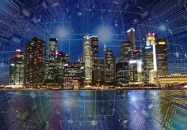 IoT / ciudad pequeño