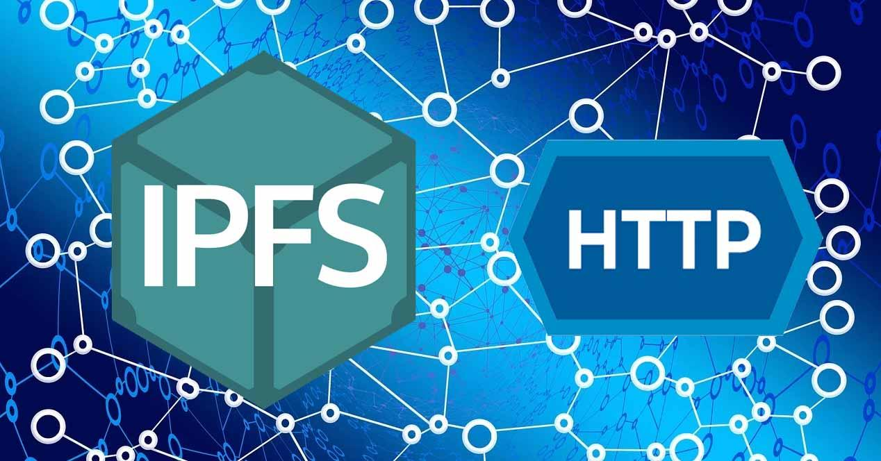 Diferencias entre IPFS y HTTP