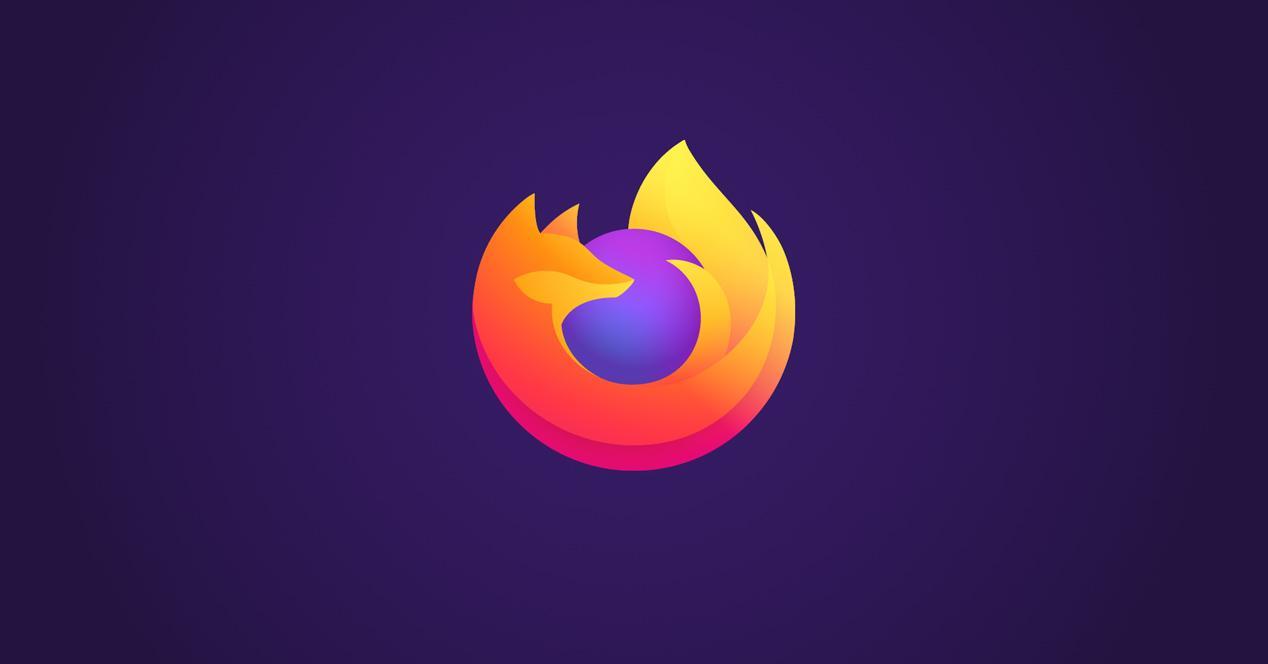 División de red en Firefox
