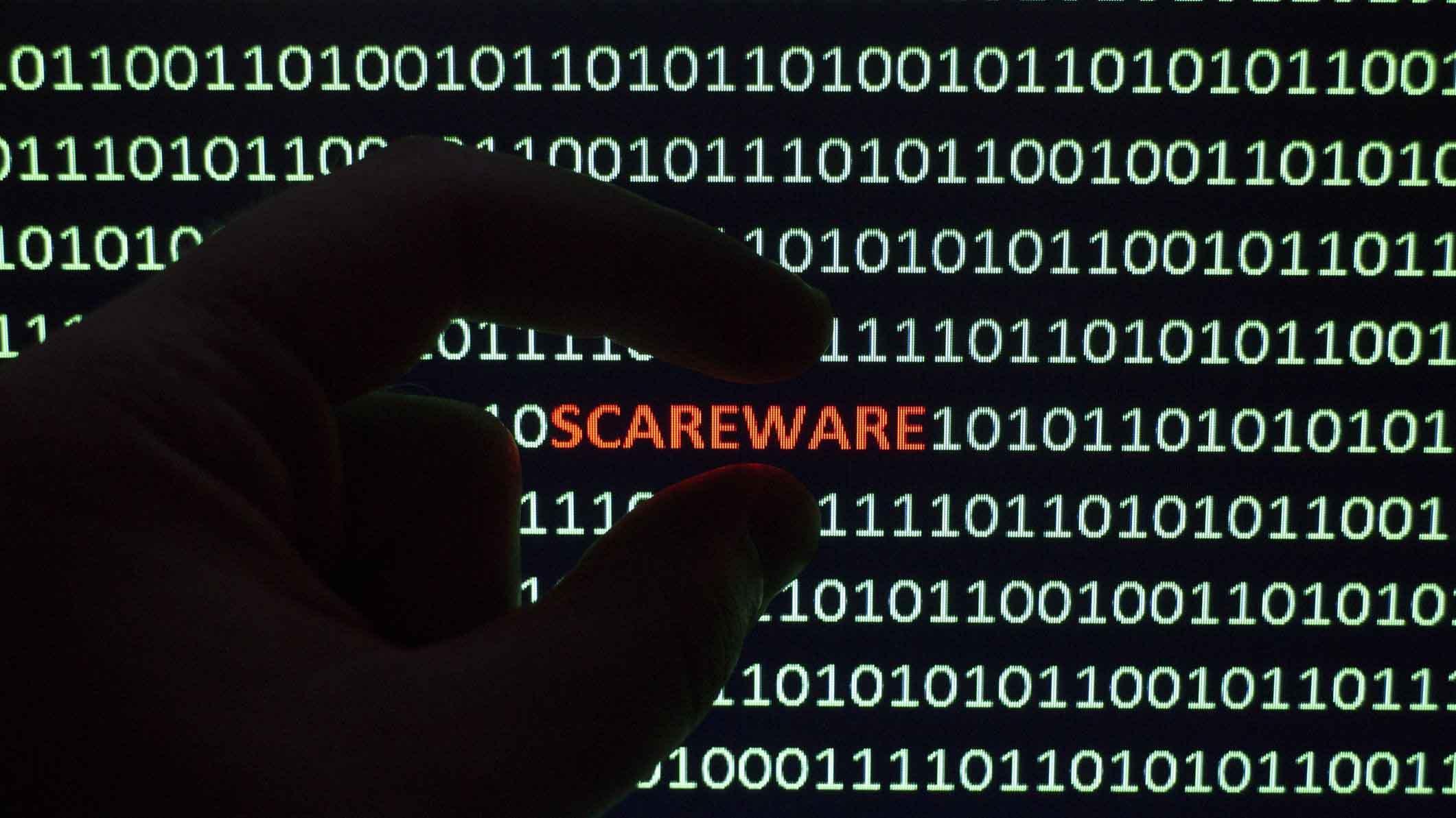 Qué es el Scareware