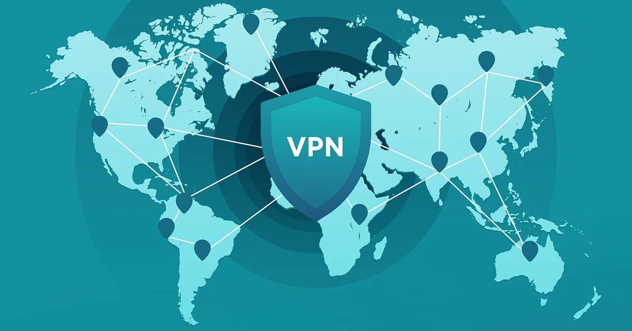 VPN en todos los dispositivos