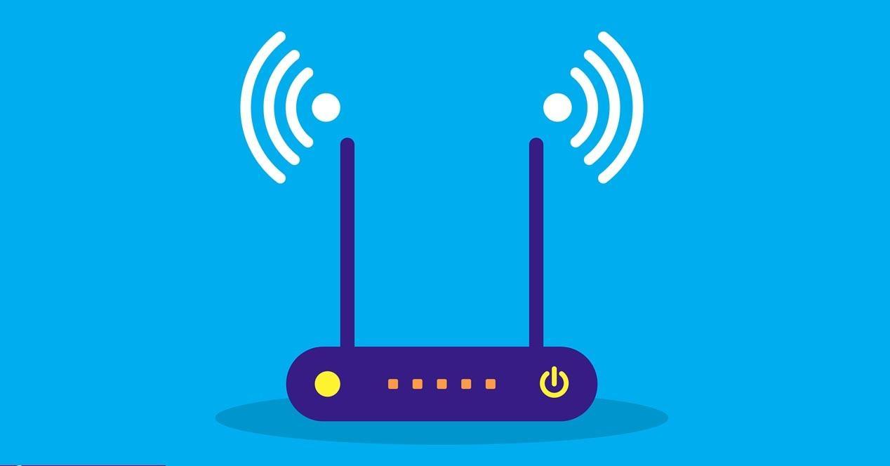 Problemas Wi-Fi del router no funciona