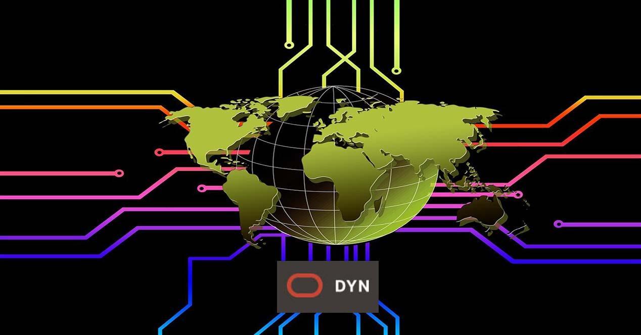 DNS dinámico con DYN