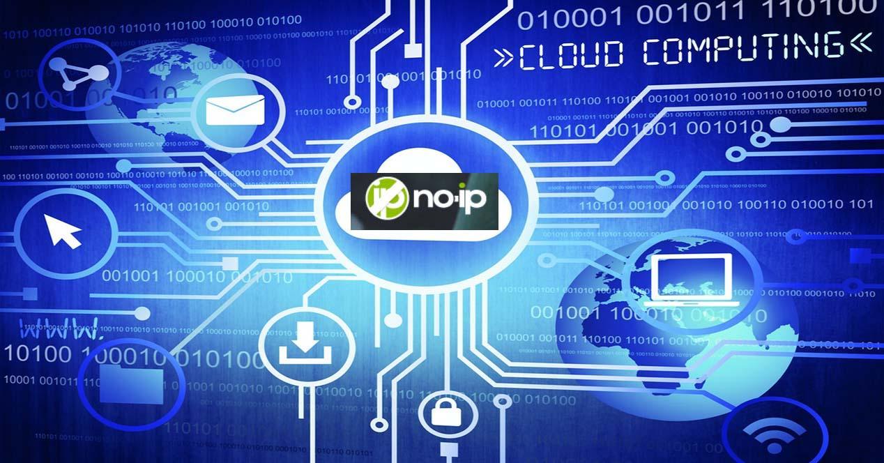 Dynamic DNS con NO-IP