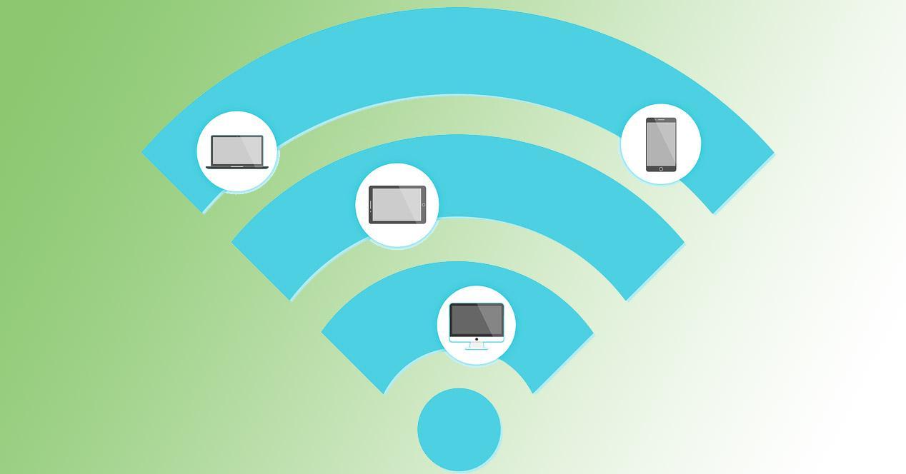 Evitar registrar cualquier Wi-Fi público