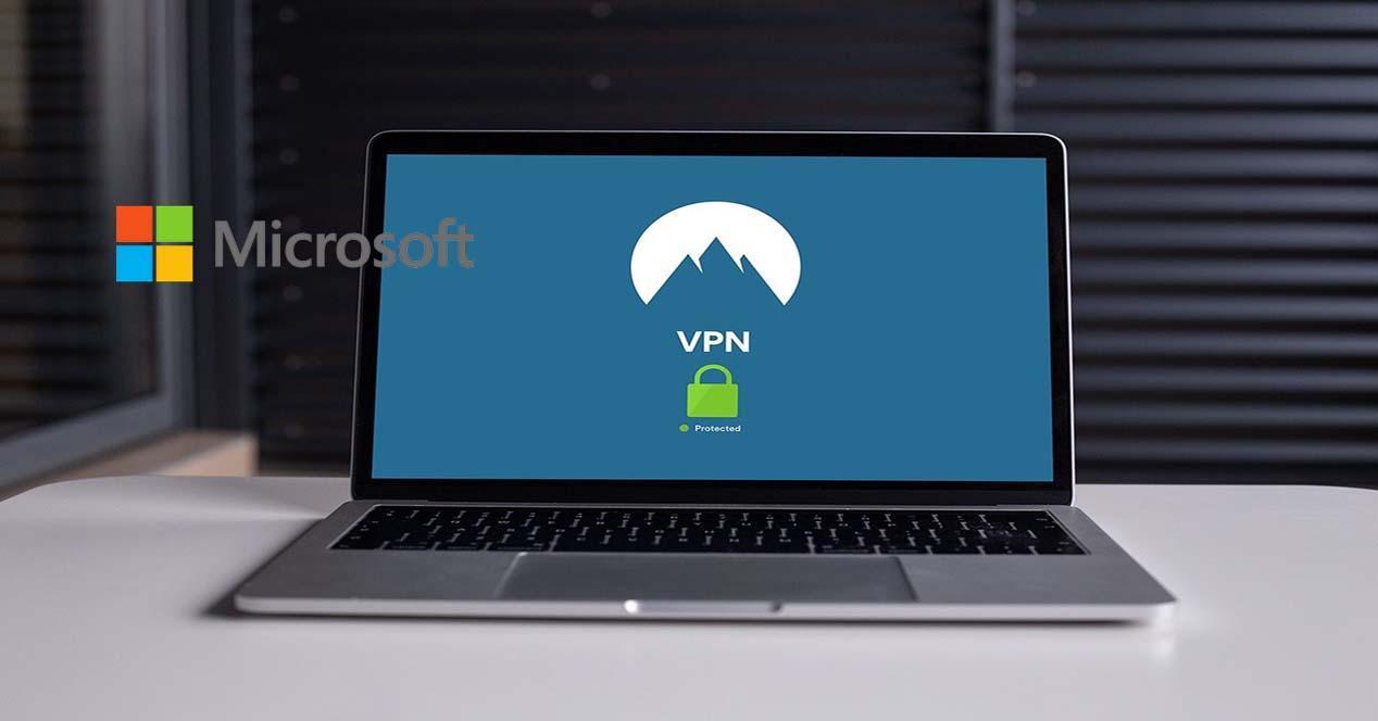 eliminar una VPN
