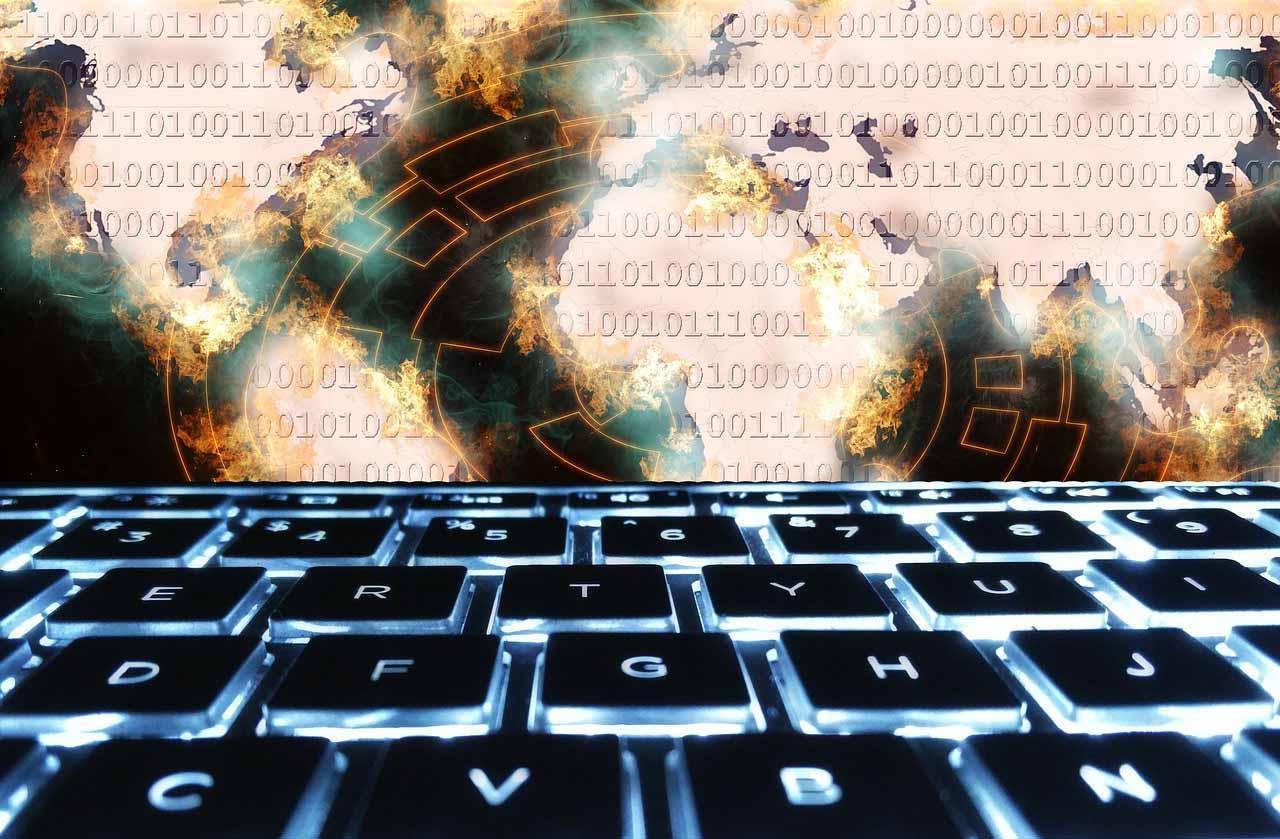 Ataque a través de los teclados