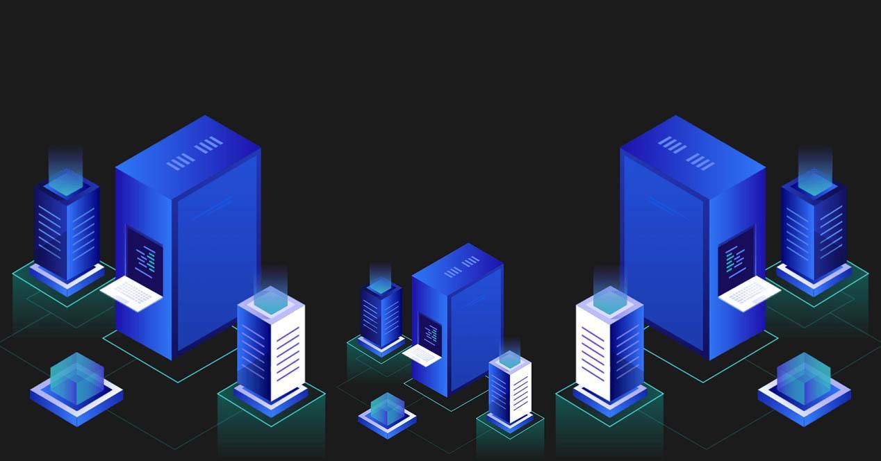 Dominio y hosting por separado